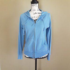 GAP Women's Blue Sweatshirt size M